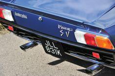 1971 LAMBORGHINI Miura P400 S For Sale in Preston - Amari Super Cars GB