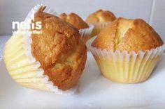 Reçel Dolgulu Muffin Tarifi