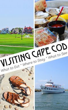 What to do in Cape Cod. Restaurants, beaches, etc.