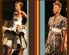 anything & everything: africa fashion weeks