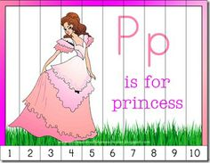 COAH - Princess Preschool Activities (with free printables) from Confessions of a Homeschooler Preschool Letters, Preschool At Home, Preschool Kindergarten, Toddler Preschool, Learning Activities, Preschool Activities, Kids Learning, Children Activities, Learning Tools