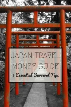 All you need to know about handling money in Japan. Read these survival tips before your trip to Japan!