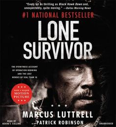 New arrival: Lone Survivor by Marcus Luttrell