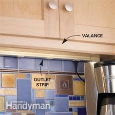 Kitchen Remodeling Ideas and Tips - Article | The Family Handyman  Very smart idea