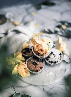 Sweet Buns, Vanilla Sugar, Blueberry, Panna Cotta, Muffins, Cheesecake, Pie, Vegetarian, Baking