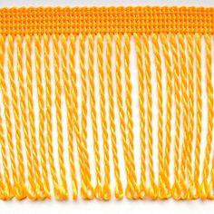 Altgold Sahara Borten Zierband Schnittfransen 5,0 lfm Fransen 80 mm ab 0,99 €//m