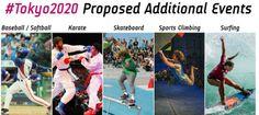 Proposta de novos esportes para Tóquio 2020 reabre debate sobre gigantismo das Olimpíadas - Laguna Olímpico