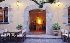 Sa Rascassa - A small, cosy restaurant with excellent, contemporary Catalan food served in a romantic walled garden