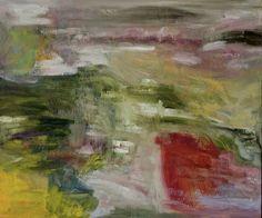 Siri Skogstad Berntsen Artist blog: Meadow, abstract painting