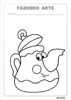 atividades de arte com papel crepom educação infantil 1