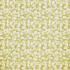 Warwick Fabrics : ETTIENNE, Colour CITRUS