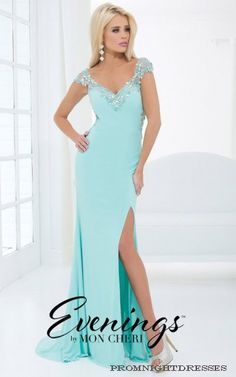 Tony Bowls 11404 Aqua Slim Fitting Prom Dress Aqua Prom Dress, Dress P, Senior Prom Dresses, Tony Bowls, Looking Stunning, Designer Dresses, Slim, Formal Dresses, Beautiful