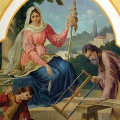 St. Joseph: Model of Masculine Holiness and Integrity What the Head of the Holy Family Can Teach Men Today