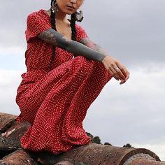 Passez nous voir demain à la convention de Pau !✌🏻️. Dress from my sweet @abask_clothing ❤️#abaskclothing #reddress #maxidress #rooftop Vintage Artwork, 21st, Bohemian Dresses, Photo And Video, Tattoos, Instagram Posts, Tattoo Ideas, Clothes, Beautiful