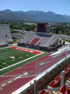Fanmats Utah Utes Football Field Runner