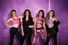 Little Mix for their second collaboration with USA Pro