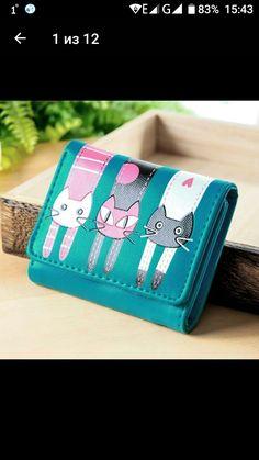 Cat Bag, Coin Purse, Wallet, Purses, Bags, Pocket Wallet, Handbags, Handbags, Dime Bags