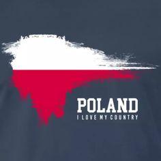 Flag Shirt, T Shirt, Poland Flag, Poland History, Custom T, Shirt Shop, Cool Shirts, Buy Now, Country