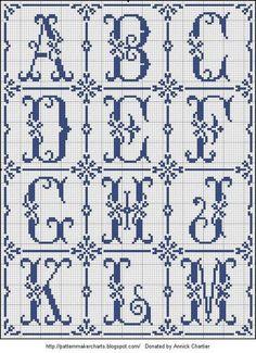 Free Easy Cross, Pattern Maker, PCStitch Charts + Free Historic Old Pattern Books: Rouyer No 248 Cross Stitch Numbers, Cross Stitch Letters, Cute Cross Stitch, Beaded Cross Stitch, Cross Stitch Borders, Crochet Cross, Cross Stitch Charts, Cross Stitch Designs, Cross Stitching