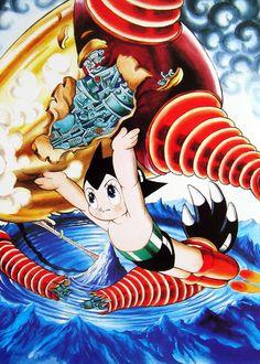 monsterman:      Astro Boy by Osamu Tezuka