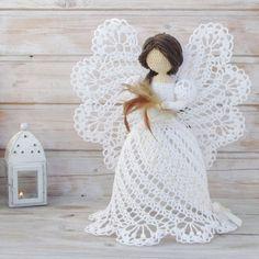 Anděl v peří...