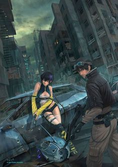 Cyberpunk is the only punk