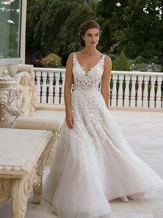 Eve of Milady Bridals Boutique collection A-line Wedding Dresses, Kleinfeld  Wedding Dresses, c1e12351b598