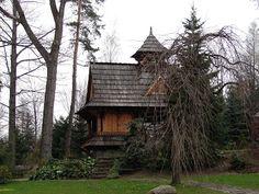 in his art, everyone is a king: Villa Witkiewiczówka