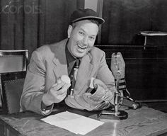 Dizzy Dean called baseball for the Cardinals National Baseball League, Major League Baseball Teams, Baseball Players, Cardinals Players, Cardinals Baseball, Baseball Star, Dean, Mlb, Legends
