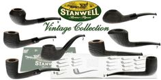 Tabaccheria Corti Lecco - Pipe stanwell Vintage #collection #pipe #stanwell #top #vintage