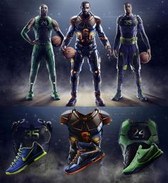 Sneaker Game – Nike KD V Elite Low, Kobe 8 System Elite, LeBron X PS Elite Superhero