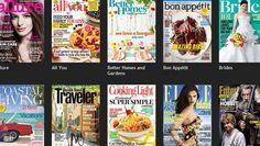 Uitgeverijen in VS lanceren Spotify voor tijdschriften - Kunst & Literatuur - De Morgen