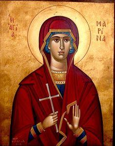 Theotokos - Maria Hatjivasiliou