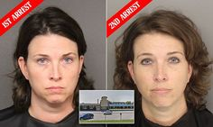Teacher Meghan Dougherty, 37, has now been arrested twice for allegedly having a sexual relationship with a student, 14, at Hillcrest Middle School, in Greenville, South Carolina.