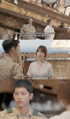 Descendants of the Sun Korean Drama Funny, Korean Drama Series, Song Joong Ki Birthday, Decendants Of The Sun, Sun Song, Songsong Couple, 22 November, Song Hye Kyo, Hyun Bin