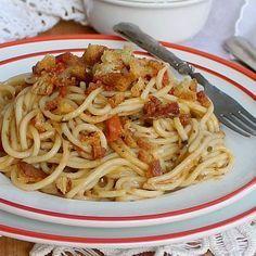 Spaghetti alla Gennaro i preferiti di Totò