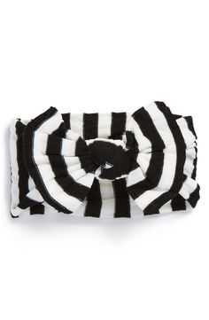 Stripe Headband (Baby Girls)