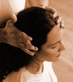 Indian Head Massage is perfect after a long day in the office. Fight those Monday blues!