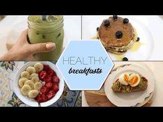 7 Ιδέες για υγιεινά πρωινά 💕 || (εύκολα, γρήγορα και πολύχρωμα!) - YouTube Healthy Style, Weight Watchers Meals, Muffin, Youtube, Recipes, Breakfast Ideas, Smoothie, Food, Essen
