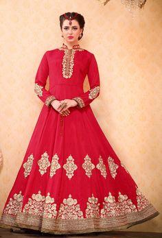 267d405087 24 best Bhagalpuri Silk Salwar Kameez images in 2018 | Anarkali ...