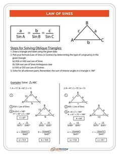Geometry formulas cheat sheet eocgeom05geomformulasf math law of sines pdf free printable which includes the formulas detailed steps to fandeluxe Gallery