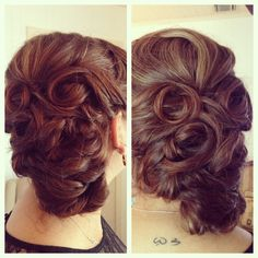 Hair By Dee - Calamigos Ranch Wedding