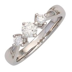 Dreambase Damen-Ring 3 Diamant-Brillanten 14 Karat (585) ... https://www.amazon.de/dp/B01540LOD2/?m=A37R2BYHN7XPNV