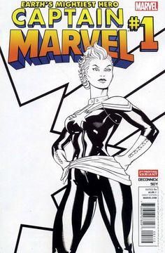 Captain Marvel (2012 7th Series) 1D
