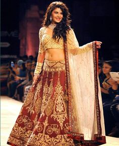 https://www.a1designerwear.com/lovely-brown-and-beige-lehenga-choli