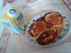Kefírové lívance Czech Recipes, Kefir, Pancakes, Breakfast, Czech Food, Mille Crepe, Crepes, Dutch, Dutch People