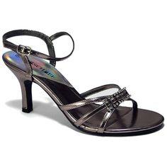 Lauren Metallic Pewter  Wedding Shoes (lauren-metallic-pewter)