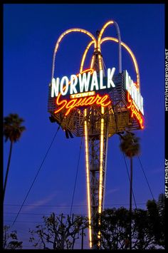 Norwalk Town Center Norwalk California, Riverside California, San Luis Obispo County, Today Pictures, Sign Lighting, The Way Home, New Things To Learn, The Good Old Days, How Are You Feeling