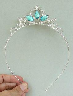 FROZEN ELSA CROWN Elsa CostumeElsa Tiara Frozen by LikeTheStars