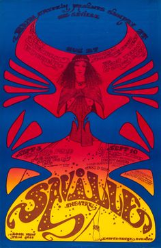 """psychedelic-sixties: """"The Jimi Hendrix Experience/Tomorrow featuring Keith West and The Crazy World of Arthur Brown, August 1967 - Saville Theatre (Westminster, London) Artwork by Hapshash & The. Psychedelic Rock, Psychedelic Posters, Hippie Posters, Rock Posters, Band Posters, Theatre Posters, Theater, Movie Posters, Jimi Hendrix Poster"""